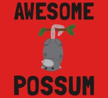 Awesome Possum Baby Tee