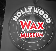Hollywood Wax Museum by TJ Baccari Photography