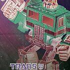 G1 Transformers Poster by vladmartin