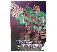 G1 Transformers Poster Poster