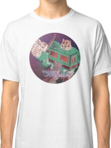 G1 Transformers Poster Classic T-Shirt