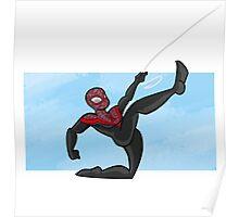 Spider-man- miles morales Poster