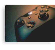 XBOX One Controller Top View Canvas Print