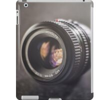 Minolta 50mm F1.7 Camera Lens iPad Case/Skin
