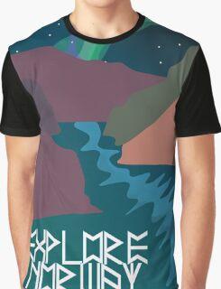 Explore Norway Graphic T-Shirt