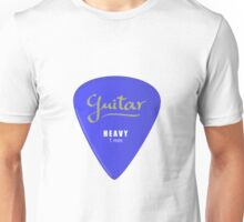 Guitar Pick Unisex T-Shirt