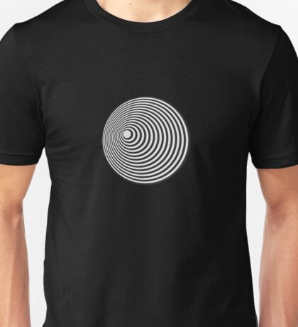 Twilight Zone Tunnel Unisex T-Shirt