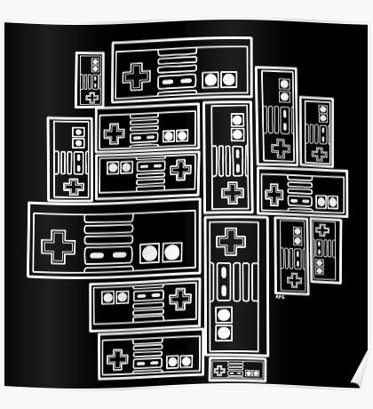 8-Bit Player Poster