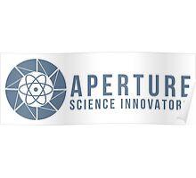 Portal - Aperture  Poster