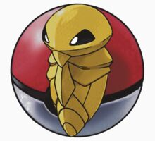 Kakuna pokeball - pokemon by pokofu13