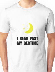 Read Past Bedtime Unisex T-Shirt
