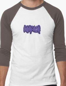Baman Symbol Men's Baseball ¾ T-Shirt