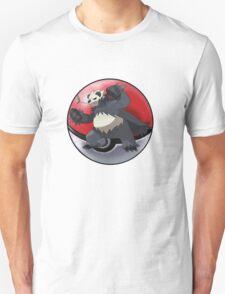 Sugimori Pangoro pokeball - pokemon T-Shirt