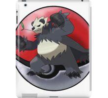 Sugimori Pangoro pokeball - pokemon iPad Case/Skin