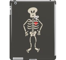 Heart Imprisoned in a Rib Cage iPad Case/Skin