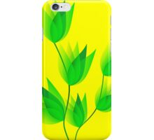 Growing Plants iPhone Case/Skin