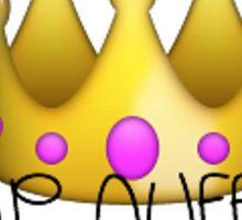 JAP Queen Sticker