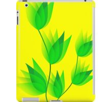 Growing Plants iPad Case/Skin