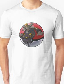dusknoir pokeball - pokemon T-Shirt