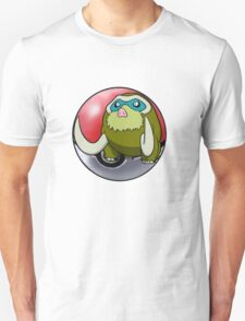 Shiny Mamoswine pokeball - pokemon T-Shirt