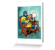 The Great Provider Greeting Card