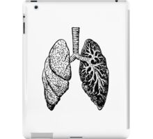 Anatomical Lungs (Human) iPad Case/Skin