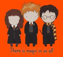 There is Magic Kids Tee