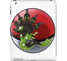 Ygarde pokeball - pokemon iPad Case/Skin