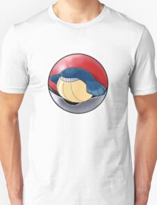 Wailmer pokeball - pokemon T-Shirt