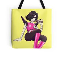 Undertale - Mettaton Tote Bag