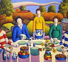 The Garden Party by Alan Kenny