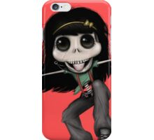 What the Punk?! iPhone Case/Skin