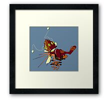Space Boy two Framed Print