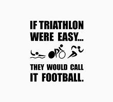 Triathlon Football Unisex T-Shirt