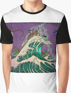 Voyage Graphic T-Shirt