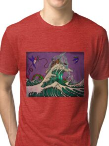 Voyage Tri-blend T-Shirt