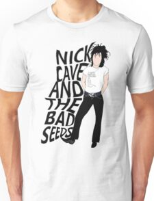 Nick Cave And The Bad Seeds Unisex T-Shirt