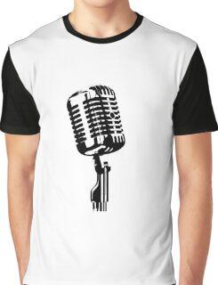 mic Graphic T-Shirt