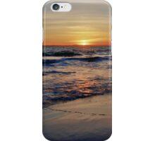 pacific ocean sunset... iPhone Case/Skin