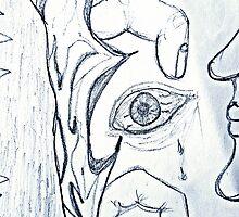 eye,göz,Auge by dilayilkdogan