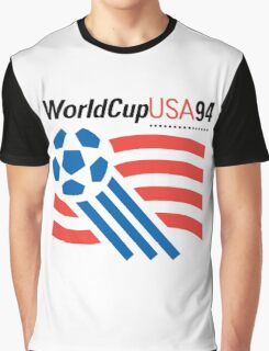 FIFA World Cup 94 USA Graphic T-Shirt