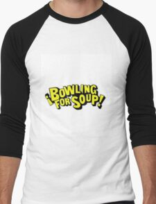 bowling for soup Men's Baseball ¾ T-Shirt
