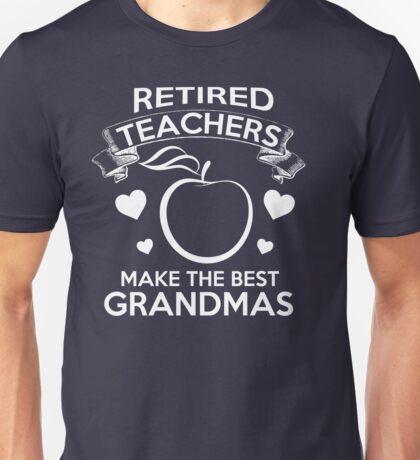 Retired Teachers Unisex T-Shirt