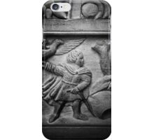 Stone work in  Penrhyn castle iPhone Case/Skin