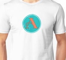 PolkaDot A Unisex T-Shirt