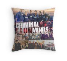 Criminal Minds Throw Pillow