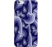 Pattern - Drops iPhone Case/Skin