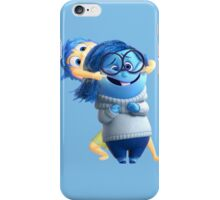 Inside Out Sadness 06 iPhone Case/Skin