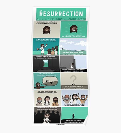 The Resurrection Poster