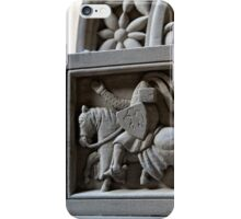 Stone work in  Penrhyn castle2 iPhone Case/Skin